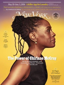 NY Cover Chirlane McCray
