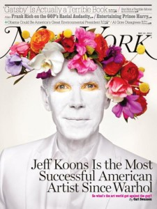 New York Magazine, May 13, 2013